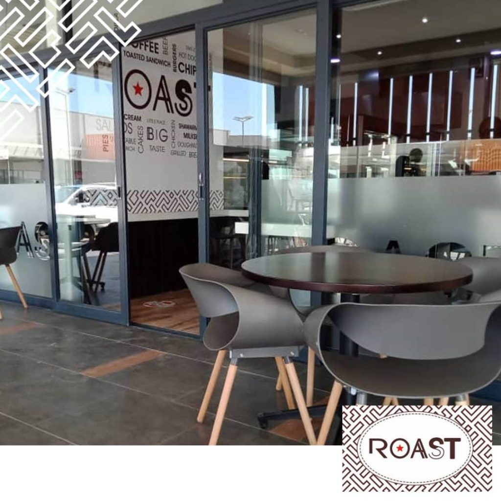 Roast Storefront