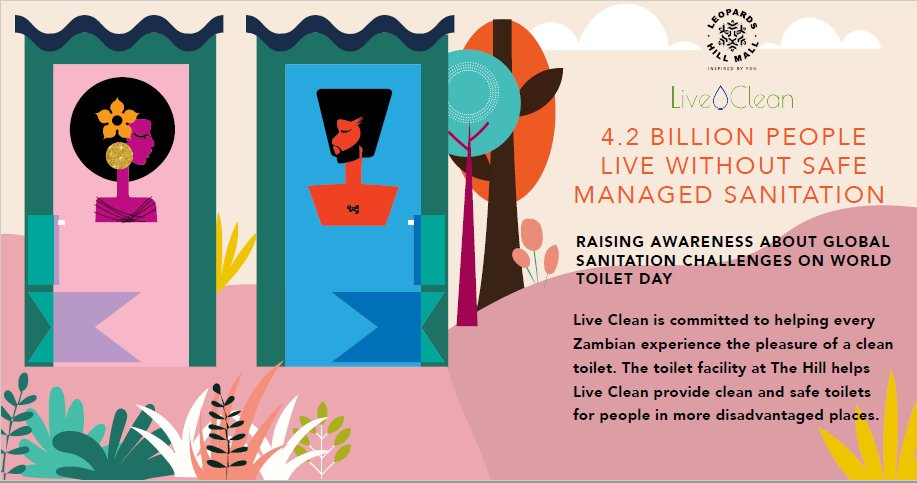 liveclean world toilet day